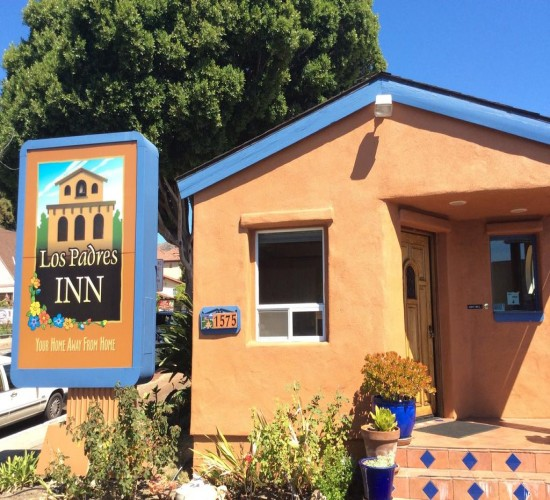 Welcome To Los Padres Inn - Welcome To Los Padres Inn