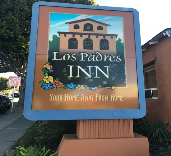 Welcome To Los Padres Inn - Your Home Away From Home